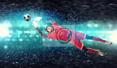Постер Футбол