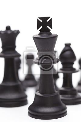 Постер Шахматы Шахматные фигуры на доскеШахматы<br>Постер на холсте или бумаге. Любого нужного вам размера. В раме или без. Подвес в комплекте. Трехслойная надежная упаковка. Доставим в любую точку России. Вам осталось только повесить картину на стену!<br>