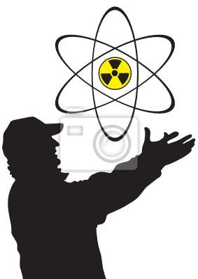 Постер 09.28 День работников атомной промышленности Человек и радиация09.28 День работников атомной промышленности<br>Постер на холсте или бумаге. Любого нужного вам размера. В раме или без. Подвес в комплекте. Трехслойная надежная упаковка. Доставим в любую точку России. Вам осталось только повесить картину на стену!<br>