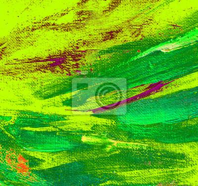Постер Аннотация желто-зеленый живопись маслом на холстеАбстракция<br>Постер на холсте или бумаге. Любого нужного вам размера. В раме или без. Подвес в комплекте. Трехслойная надежная упаковка. Доставим в любую точку России. Вам осталось только повесить картину на стену!<br>