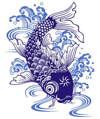 Постер Животные Постер 56170575, 20x24 см, на бумагеРыбы - японский карп<br>Постер на холсте или бумаге. Любого нужного вам размера. В раме или без. Подвес в комплекте. Трехслойная надежная упаковка. Доставим в любую точку России. Вам осталось только повесить картину на стену!<br>