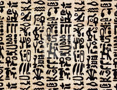 Постер-картина Иероглифы Египетские иероглифы текстураИероглифы<br>Постер на холсте или бумаге. Любого нужного вам размера. В раме или без. Подвес в комплекте. Трехслойная надежная упаковка. Доставим в любую точку России. Вам осталось только повесить картину на стену!<br>