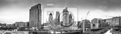 Лондонский Городской Панорамы, 71x20 см, на бумагеСтроительство<br>Постер на холсте или бумаге. Любого нужного вам размера. В раме или без. Подвес в комплекте. Трехслойная надежная упаковка. Доставим в любую точку России. Вам осталось только повесить картину на стену!<br>