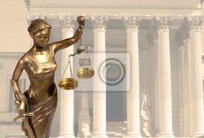 Статуя правосудия, 30x20 см, на бумагеЮридические услуги<br>Постер на холсте или бумаге. Любого нужного вам размера. В раме или без. Подвес в комплекте. Трехслойная надежная упаковка. Доставим в любую точку России. Вам осталось только повесить картину на стену!<br>
