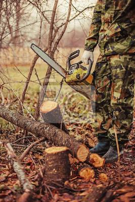 Бензопилы., 20x30 см, на бумаге09.15 День работника леса<br>Постер на холсте или бумаге. Любого нужного вам размера. В раме или без. Подвес в комплекте. Трехслойная надежная упаковка. Доставим в любую точку России. Вам осталось только повесить картину на стену!<br>