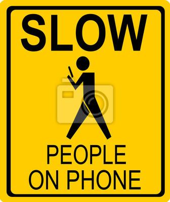 Постер-картина Смешные таблички Смешные люди на телефон уличный знакСмешные таблички<br>Постер на холсте или бумаге. Любого нужного вам размера. В раме или без. Подвес в комплекте. Трехслойная надежная упаковка. Доставим в любую точку России. Вам осталось только повесить картину на стену!<br>