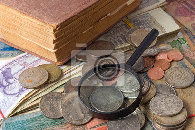 Постер Деньги и финансы