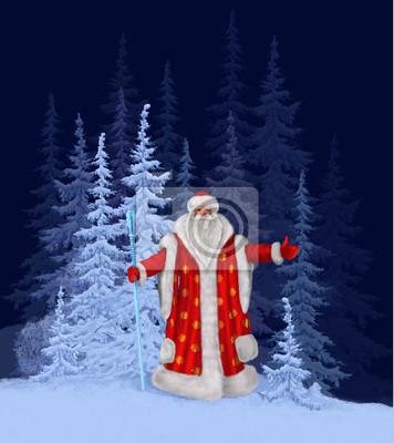 Постер 11.18 День рождения Деда Мороза