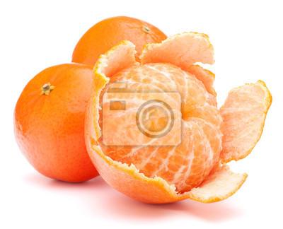 Постер Еда и напитки Очищенный мандарин или фруктовых мандарина, 25x20 см, на бумагеМандарины<br>Постер на холсте или бумаге. Любого нужного вам размера. В раме или без. Подвес в комплекте. Трехслойная надежная упаковка. Доставим в любую точку России. Вам осталось только повесить картину на стену!<br>