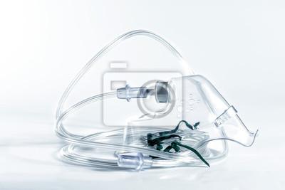 Постер Праздники Монохромное изображение кислородной маски., 30x20 см, на бумаге10.16 Всемирный день анестезиолога<br>Постер на холсте или бумаге. Любого нужного вам размера. В раме или без. Подвес в комплекте. Трехслойная надежная упаковка. Доставим в любую точку России. Вам осталось только повесить картину на стену!<br>