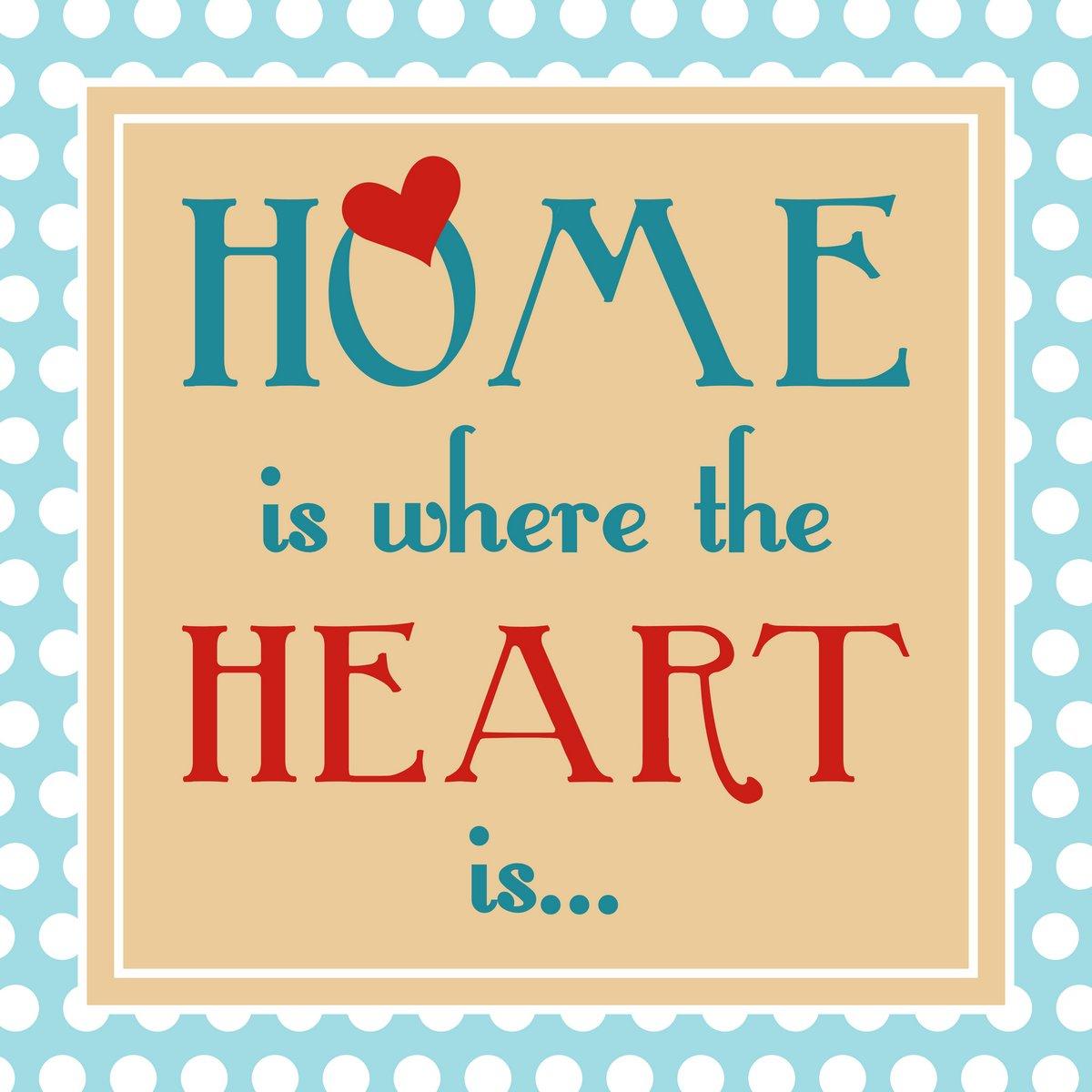Постер-картина Мотивационный плакат Дом там, где сердцеМотивационный плакат<br>Постер на холсте или бумаге. Любого нужного вам размера. В раме или без. Подвес в комплекте. Трехслойная надежная упаковка. Доставим в любую точку России. Вам осталось только повесить картину на стену!<br>