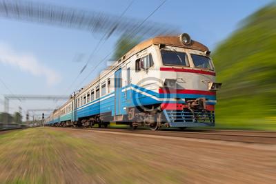Постер 08.04 День железнодорожника
