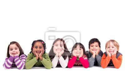 Группа детей, 30x20 см, на бумаге06.01 Международный день защиты детей<br>Постер на холсте или бумаге. Любого нужного вам размера. В раме или без. Подвес в комплекте. Трехслойная надежная упаковка. Доставим в любую точку России. Вам осталось только повесить картину на стену!<br>