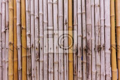 Постер Бамбуковый забор на естественный фонБамбук<br>Постер на холсте или бумаге. Любого нужного вам размера. В раме или без. Подвес в комплекте. Трехслойная надежная упаковка. Доставим в любую точку России. Вам осталось только повесить картину на стену!<br>