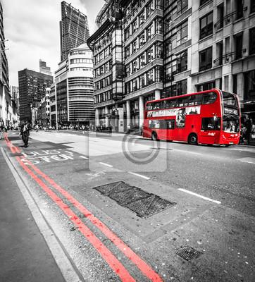 Постер-картина Автобусы, троллейбусы Лондонский Автобус ТрафикаАвтобусы, троллейбусы<br>Постер на холсте или бумаге. Любого нужного вам размера. В раме или без. Подвес в комплекте. Трехслойная надежная упаковка. Доставим в любую точку России. Вам осталось только повесить картину на стену!<br>