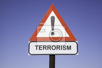 Внимание терроризма, 30x20 см, на бумаге09.03 День солидарности в борьбе с терроризмом<br>Постер на холсте или бумаге. Любого нужного вам размера. В раме или без. Подвес в комплекте. Трехслойная надежная упаковка. Доставим в любую точку России. Вам осталось только повесить картину на стену!<br>