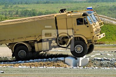 Постер 05.29 День военного автомобилиста