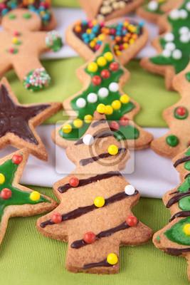 Постер Праздники Ginger cookie, 20x30 см, на бумаге01.07 Рождество Христово<br>Постер на холсте или бумаге. Любого нужного вам размера. В раме или без. Подвес в комплекте. Трехслойная надежная упаковка. Доставим в любую точку России. Вам осталось только повесить картину на стену!<br>