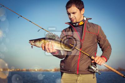 Постер Праздники Постер 67407012, 30x20 см, на бумаге07.13 День рыбака<br>Постер на холсте или бумаге. Любого нужного вам размера. В раме или без. Подвес в комплекте. Трехслойная надежная упаковка. Доставим в любую точку России. Вам осталось только повесить картину на стену!<br>