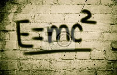 Постер Альберта Эйнштейна Физические Формулы, КонцепцииФормула Эйнштейна<br>Постер на холсте или бумаге. Любого нужного вам размера. В раме или без. Подвес в комплекте. Трехслойная надежная упаковка. Доставим в любую точку России. Вам осталось только повесить картину на стену!<br>