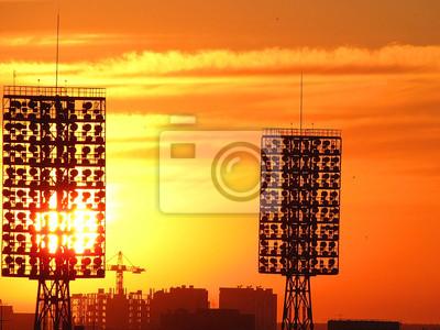 Постер Новосибирск СтадионНовосибирск<br>Постер на холсте или бумаге. Любого нужного вам размера. В раме или без. Подвес в комплекте. Трехслойная надежная упаковка. Доставим в любую точку России. Вам осталось только повесить картину на стену!<br>