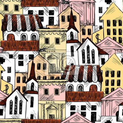 Постер Современный городской пейзаж Бесшовный фон с правительственных зданийСовременный городской пейзаж<br>Постер на холсте или бумаге. Любого нужного вам размера. В раме или без. Подвес в комплекте. Трехслойная надежная упаковка. Доставим в любую точку России. Вам осталось только повесить картину на стену!<br>