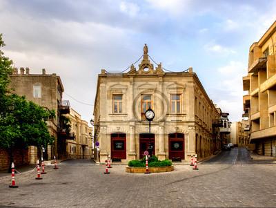 Ичери Шехер (Старом городе) Баку, Азербайджан, 27x20 см, на бумагеБаку<br>Постер на холсте или бумаге. Любого нужного вам размера. В раме или без. Подвес в комплекте. Трехслойная надежная упаковка. Доставим в любую точку России. Вам осталось только повесить картину на стену!<br>