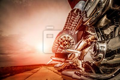 Постер Фото-постеры Постер 71759444, 30x20 см, на бумагеМотоциклы<br>Постер на холсте или бумаге. Любого нужного вам размера. В раме или без. Подвес в комплекте. Трехслойная надежная упаковка. Доставим в любую точку России. Вам осталось только повесить картину на стену!<br>