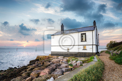 Постер Дом у моря