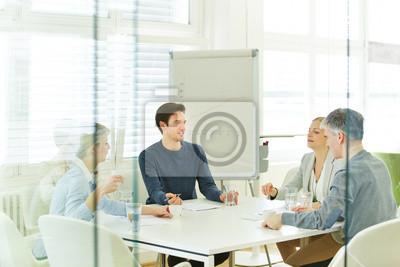 Бизнес-команда-бай-консультационная встреча, 30x20 см, на бумагеПереговоры, совещание<br>Постер на холсте или бумаге. Любого нужного вам размера. В раме или без. Подвес в комплекте. Трехслойная надежная упаковка. Доставим в любую точку России. Вам осталось только повесить картину на стену!<br>
