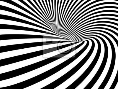 Постер Фото-постеры Оптическая Иллюзия Червоточину, 27x20 см, на бумагеОптическое искусство<br>Постер на холсте или бумаге. Любого нужного вам размера. В раме или без. Подвес в комплекте. Трехслойная надежная упаковка. Доставим в любую точку России. Вам осталось только повесить картину на стену!<br>