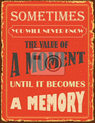 Постер-картина Мотивационный плакат Винтажная типографикаМотивационный плакат<br>Постер на холсте или бумаге. Любого нужного вам размера. В раме или без. Подвес в комплекте. Трехслойная надежная упаковка. Доставим в любую точку России. Вам осталось только повесить картину на стену!<br>