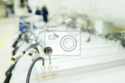 Постер Производство электронных компонентов и кабеля Производство электронного оборудования светодиодовПроизводство электронных компонентов и кабеля<br>Постер на холсте или бумаге. Любого нужного вам размера. В раме или без. Подвес в комплекте. Трехслойная надежная упаковка. Доставим в любую точку России. Вам осталось только повесить картину на стену!<br>