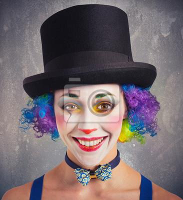 Постер Клоунада