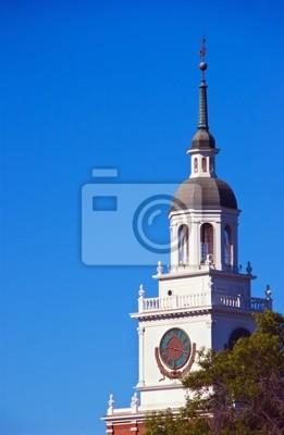 Постер Филадельфия Зал НезависимостиФиладельфия<br>Постер на холсте или бумаге. Любого нужного вам размера. В раме или без. Подвес в комплекте. Трехслойная надежная упаковка. Доставим в любую точку России. Вам осталось только повесить картину на стену!<br>