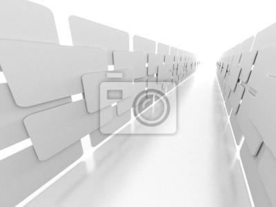 Постер-картина Минимализм Абстрактные Белые Пустые Квадраты Дизайн ФонаМинимализм<br>Постер на холсте или бумаге. Любого нужного вам размера. В раме или без. Подвес в комплекте. Трехслойная надежная упаковка. Доставим в любую точку России. Вам осталось только повесить картину на стену!<br>