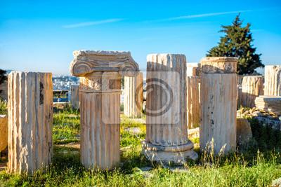 Постер Афины, Акрополь