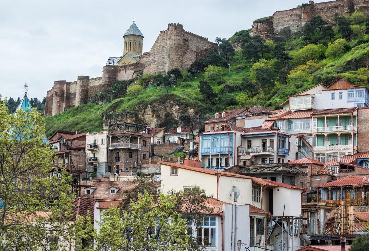 Постер Города и карты Tbilisi, 29x20 см, на бумагеТбилиси<br>Постер на холсте или бумаге. Любого нужного вам размера. В раме или без. Подвес в комплекте. Трехслойная надежная упаковка. Доставим в любую точку России. Вам осталось только повесить картину на стену!<br>