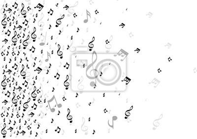Музыкальные ноты, 28x20 см, на бумагеМузыка<br>Постер на холсте или бумаге. Любого нужного вам размера. В раме или без. Подвес в комплекте. Трехслойная надежная упаковка. Доставим в любую точку России. Вам осталось только повесить картину на стену!<br>