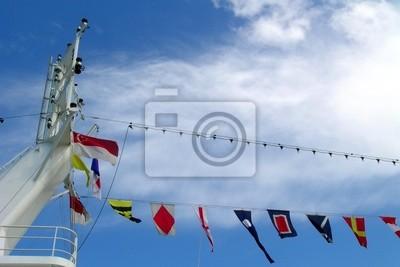 Постер Постер 915697, 30x20 см, на бумагеМеждународные морские сигнальные флаги<br>Постер на холсте или бумаге. Любого нужного вам размера. В раме или без. Подвес в комплекте. Трехслойная надежная упаковка. Доставим в любую точку России. Вам осталось только повесить картину на стену!<br>