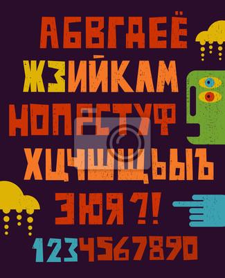 Мультфильм буквы русского алфавита., 20x25 см, на бумагеАлфавит<br>Постер на холсте или бумаге. Любого нужного вам размера. В раме или без. Подвес в комплекте. Трехслойная надежная упаковка. Доставим в любую точку России. Вам осталось только повесить картину на стену!<br>