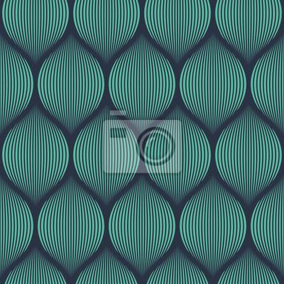 Постер-картина Оптическое искусство Бесшовные неон синий оптическая иллюзия сплетенный узор векторОптическое искусство<br>Постер на холсте или бумаге. Любого нужного вам размера. В раме или без. Подвес в комплекте. Трехслойная надежная упаковка. Доставим в любую точку России. Вам осталось только повесить картину на стену!<br>