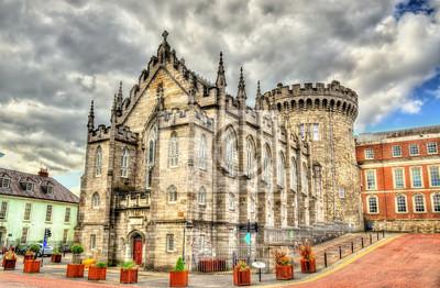Постер Дублин Часовня Королевского замка в Дублине - ИрландияДублин<br>Постер на холсте или бумаге. Любого нужного вам размера. В раме или без. Подвес в комплекте. Трехслойная надежная упаковка. Доставим в любую точку России. Вам осталось только повесить картину на стену!<br>