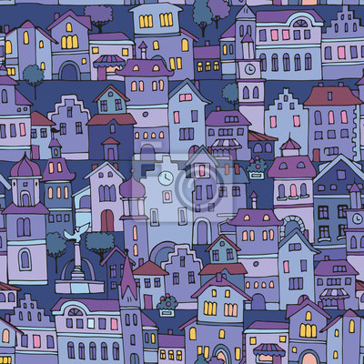 Пейзаж современный городской Дома в голландском стилеПейзаж современный городской<br>Репродукция на холсте или бумаге. Любого нужного вам размера. В раме или без. Подвес в комплекте. Трехслойная надежная упаковка. Доставим в любую точку России. Вам осталось только повесить картину на стену!<br>