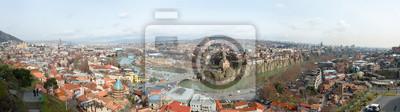 Постер Тбилиси Aerial view on the center of Tbilisi, capital of GeorgiaТбилиси<br>Постер на холсте или бумаге. Любого нужного вам размера. В раме или без. Подвес в комплекте. Трехслойная надежная упаковка. Доставим в любую точку России. Вам осталось только повесить картину на стену!<br>