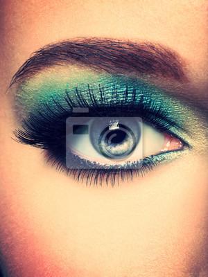 Постер Глаза