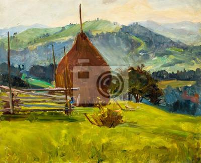 Пейзажи Постер 94665789, 25x20 см, на бумагеПейзаж горный в современной живописи<br>Постер на холсте или бумаге. Любого нужного вам размера. В раме или без. Подвес в комплекте. Трехслойная надежная упаковка. Доставим в любую точку России. Вам осталось только повесить картину на стену!<br>