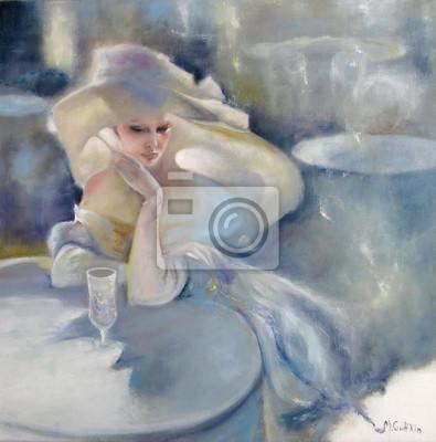 Искусство, картина Stramger 2, 20x20 см, на бумагеРомантика в современной живописи<br>Постер на холсте или бумаге. Любого нужного вам размера. В раме или без. Подвес в комплекте. Трехслойная надежная упаковка. Доставим в любую точку России. Вам осталось только повесить картину на стену!<br>