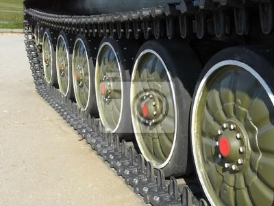 Постер 09.08 День танкиста Гусеница танка09.08 День танкиста<br>Постер на холсте или бумаге. Любого нужного вам размера. В раме или без. Подвес в комплекте. Трехслойная надежная упаковка. Доставим в любую точку России. Вам осталось только повесить картину на стену!<br>