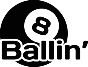 На автомобиль Наклейка «8 Ballin»JDM<br><br>